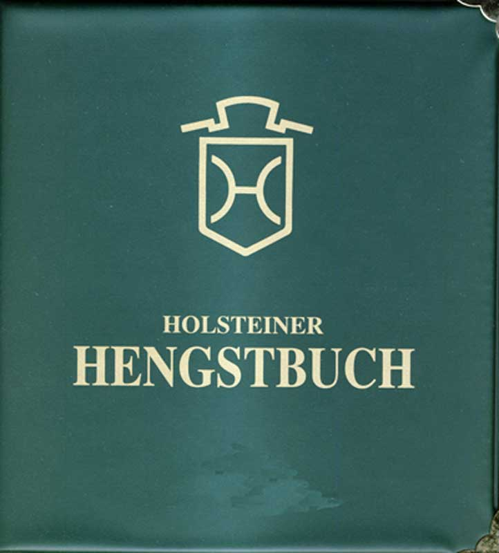 Holsteiner-Hengstbuch
