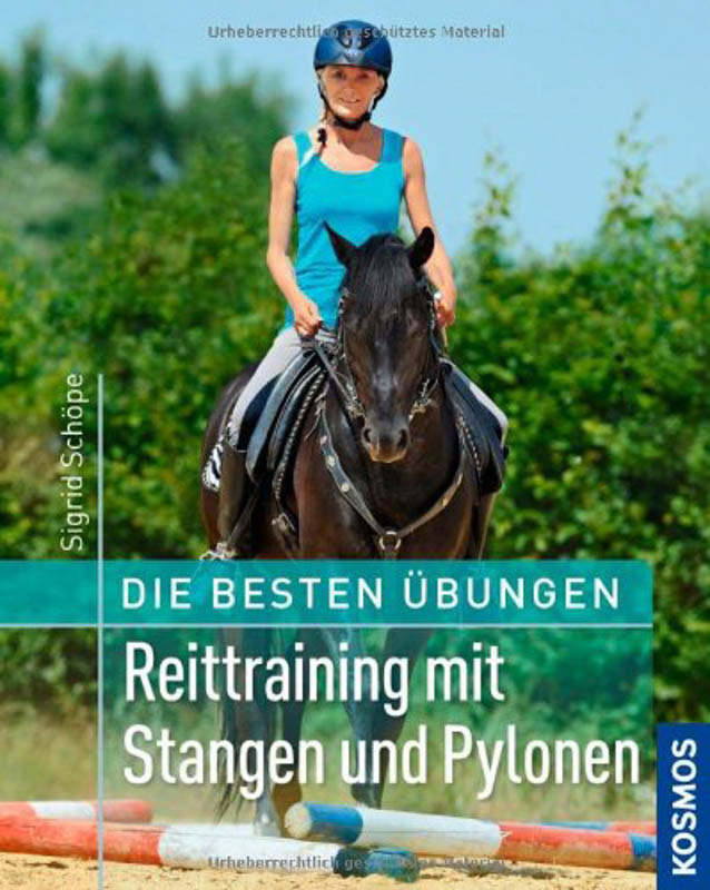 die besten bungen reittraining mit stangen und pylonen m asmussen verlag. Black Bedroom Furniture Sets. Home Design Ideas