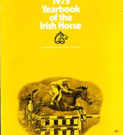 1975 Yearbook of the Irish Horse
