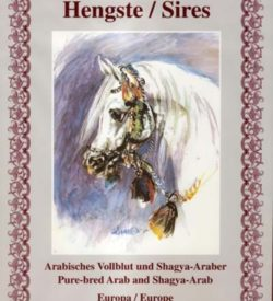 Arabisches Vollblut u. Shagya Araber 1991