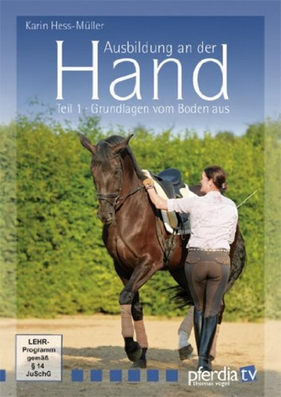 DVD - Ausbildung an der Hand Teil 1