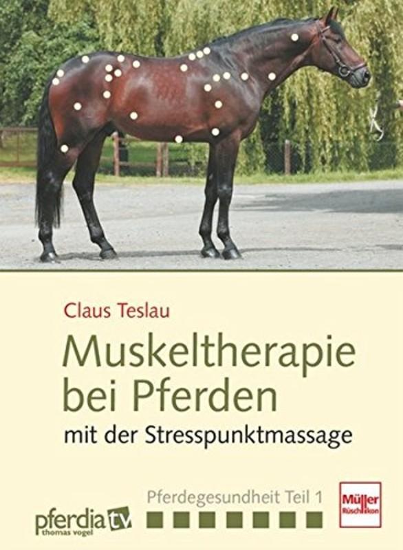 DVD - Muskeltherapie bei Pferden