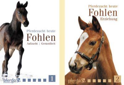 DVD - Pferdezucht heute Set Teil 1 und 2