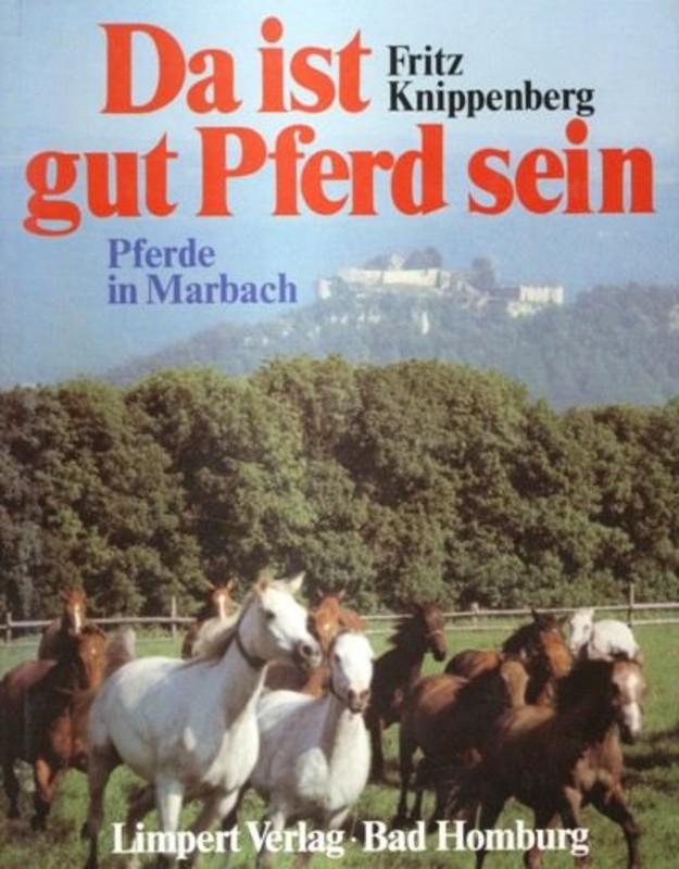 Landgestüt Marbach Da ist gut Pferd sein