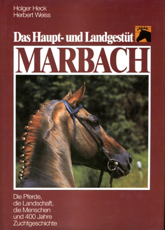 Das Haupt- und Landgestüt Marbach