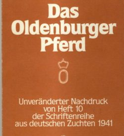 Das Oldenburger Pferd