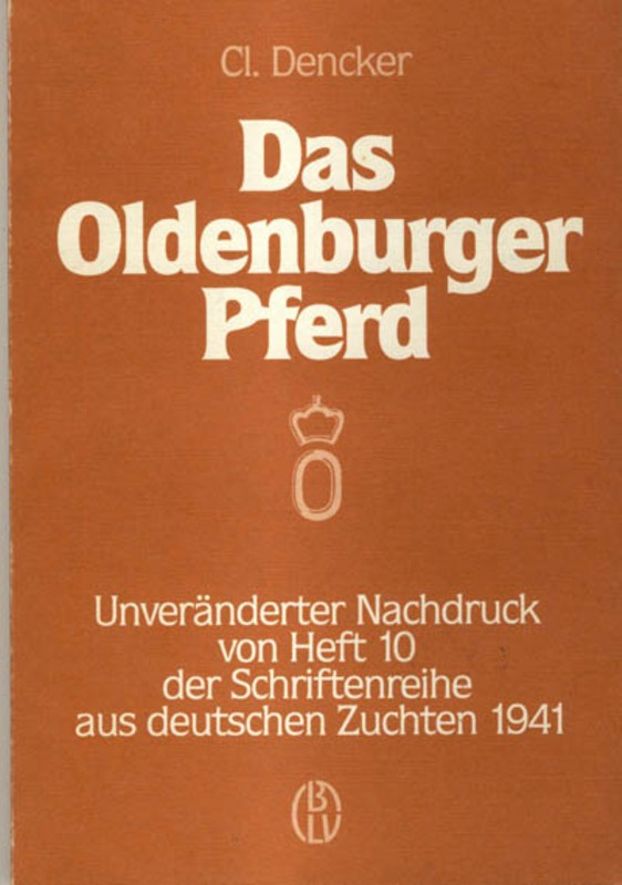 Das Oldenburger Pferd