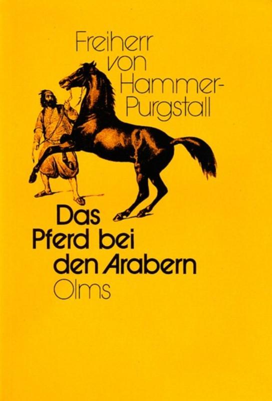 Das Pferd bei den Arabern