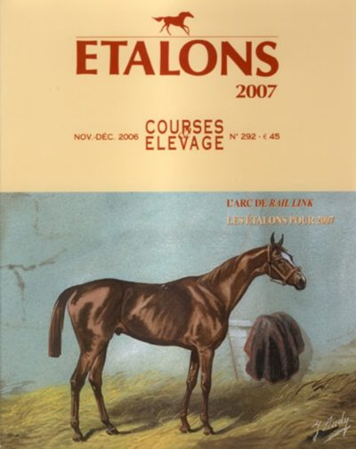 Etalons 2007 Courses & Elevage