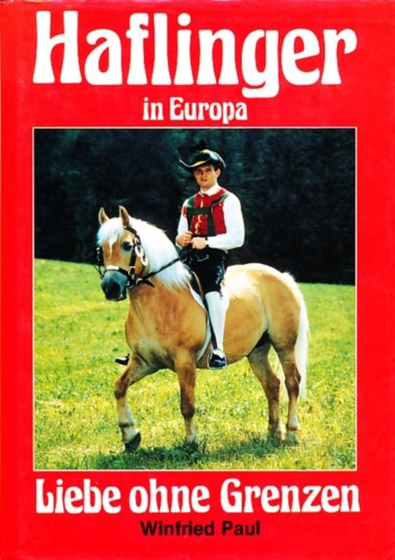 Haflinger in Europa