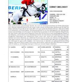 Holsteiner Hengstbuch Nachtrag 2008