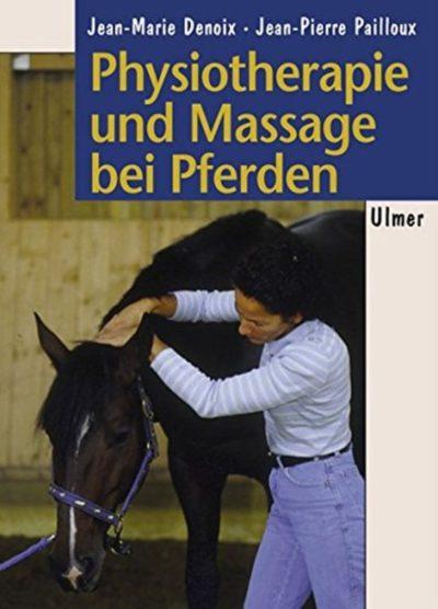 Physiotherapie und Massage bei Pferden