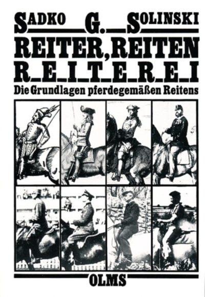 Reiter Reiten Reiterei
