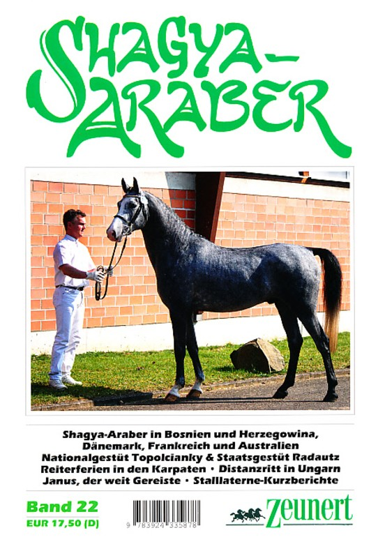 Shagya Araber 22