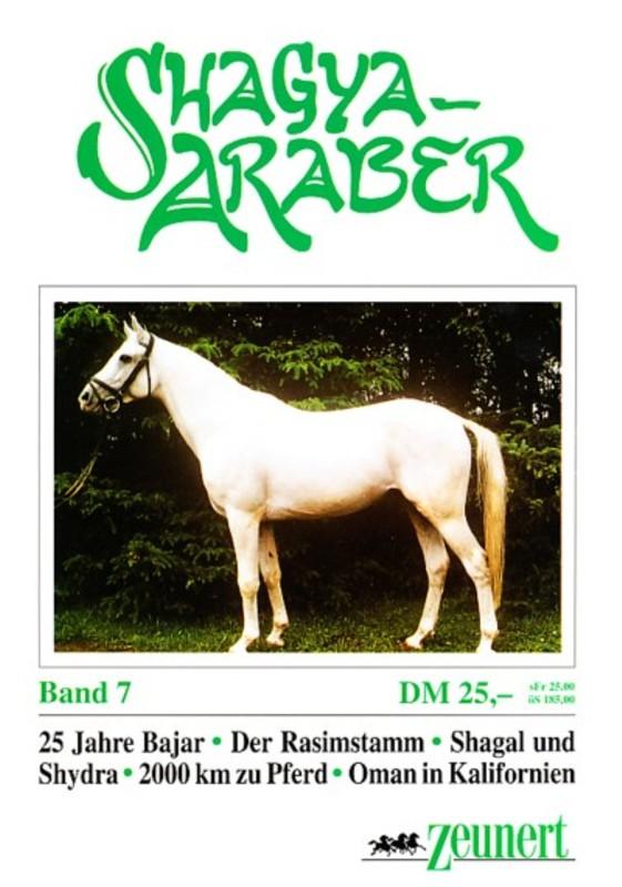 Shagya Araber 7