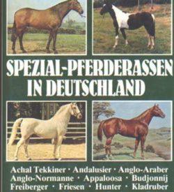 Spezial-Pferderassen in Deutschland