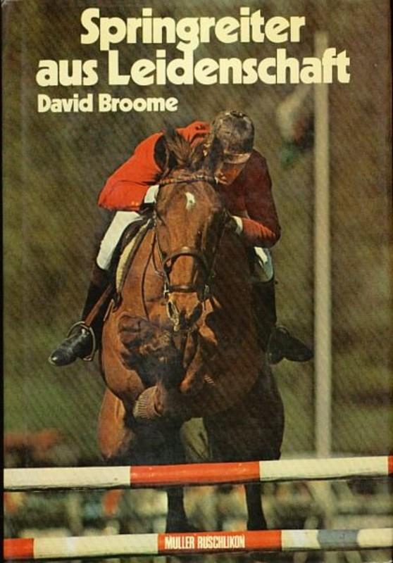 David Broome Springreiter aus Leidenschaft