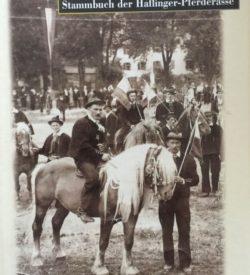 Stammbuch der Haflinger-Pferderasse