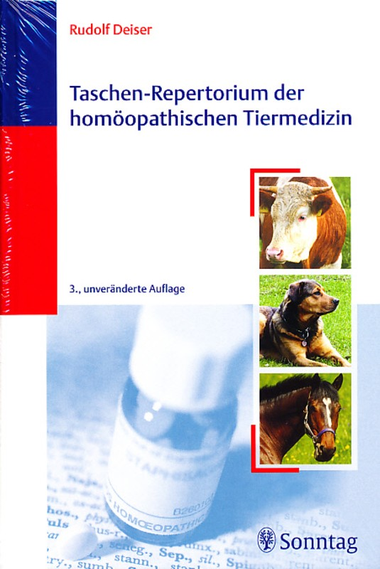 Taschen-Repertorium der Homöopathischen Tiermedizin