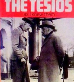 The Tesios As I Knew Them