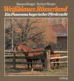 Weißblaues Rösserland