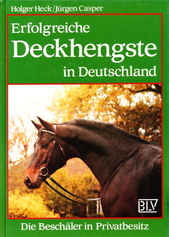 Erfolgreiche Deckhengste in Deutschland 1989
