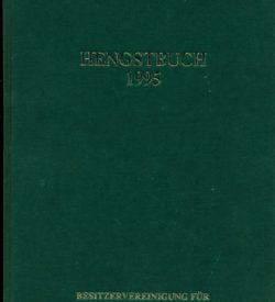 Hengstbuch 1995