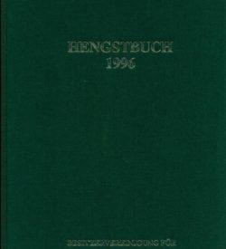 Hengstbuch 1996