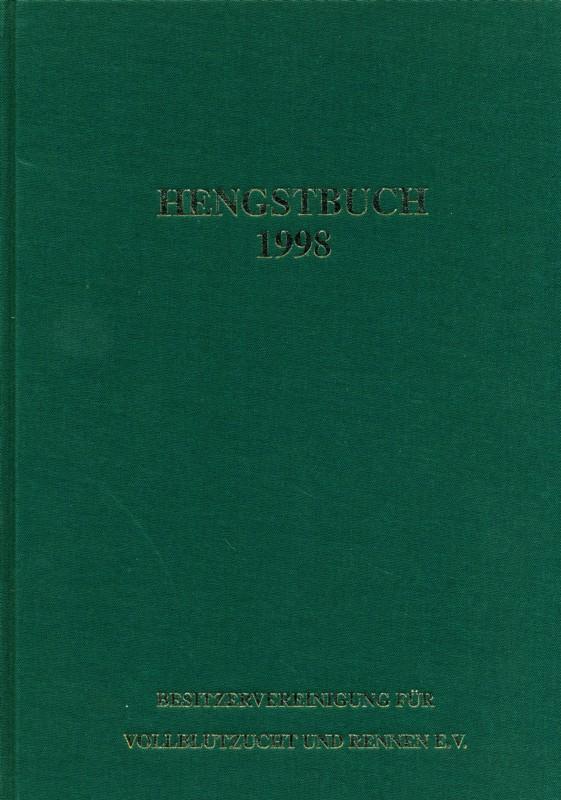 Hengstbuch 1998