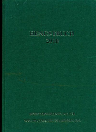 Hengstbuch 2010