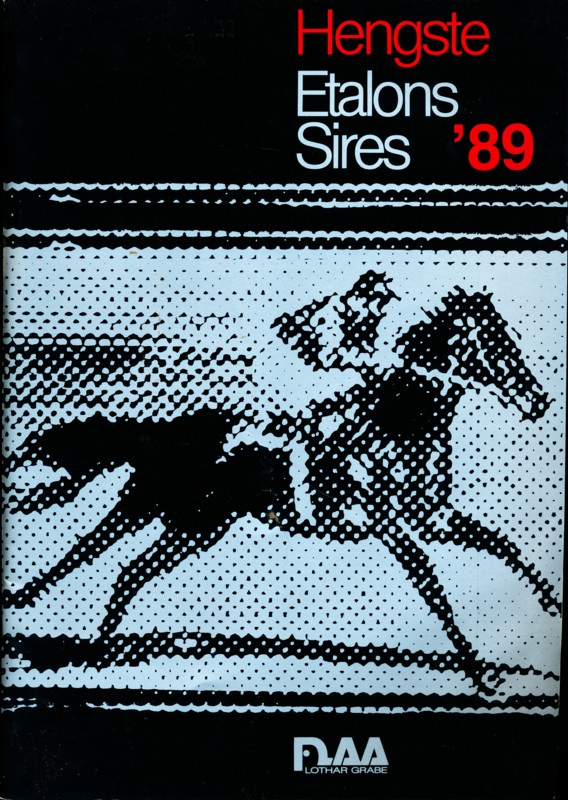 Hengste Etalons Sires 1989