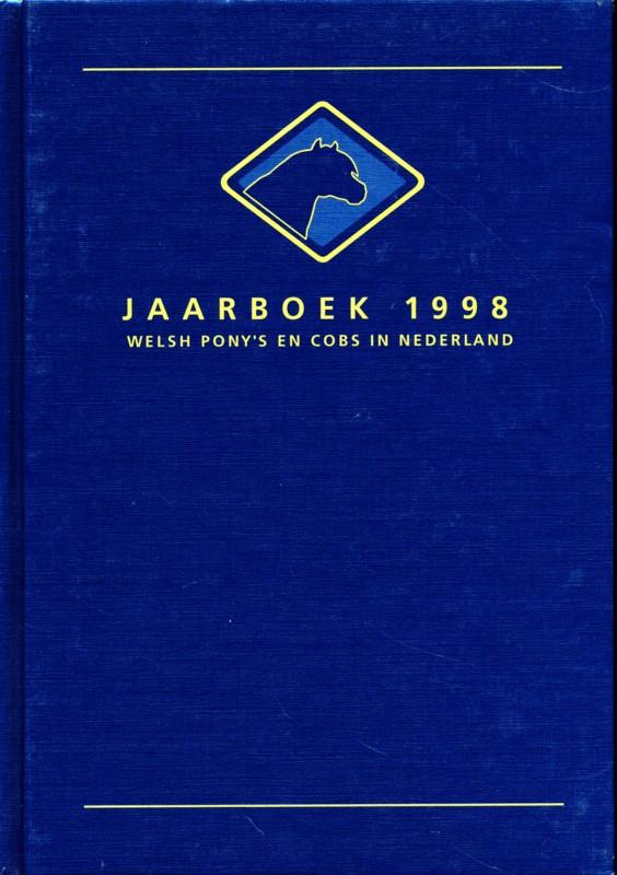 Jaarboek 1998 Welsh Ponys en Cobs in Nederland