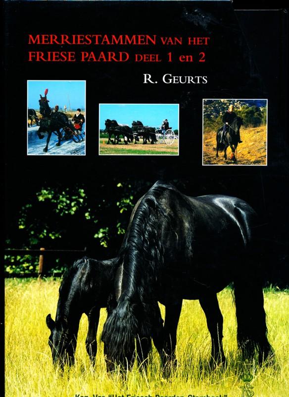 Merriestammen van het Friese Paard Deel 1 en 2