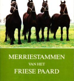 Merriestammen van het Friese Paard