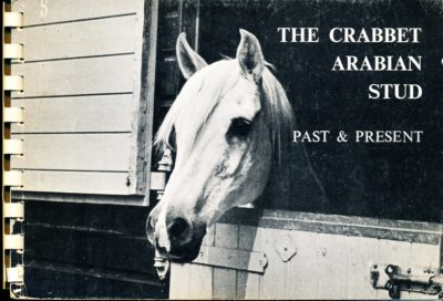 The Crabbet Arabian Stud Past & Present