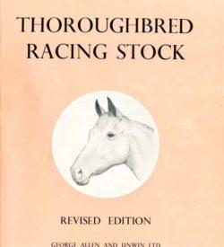 Thoroughbred Racing Stock