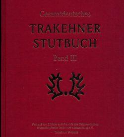 Trakehner Stutbuch Band III