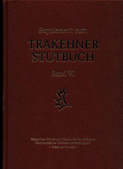 Trakehner Stutbuch Band VI