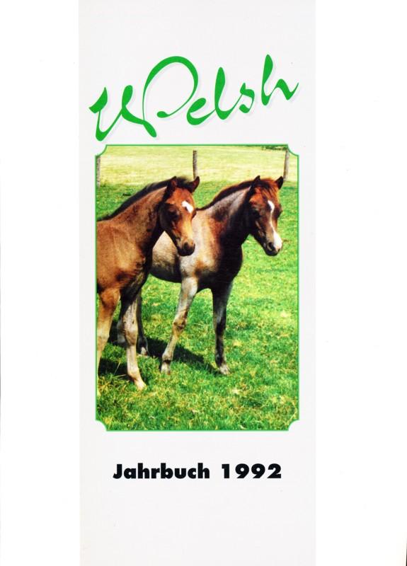 Welsh Jahrbuch 1992