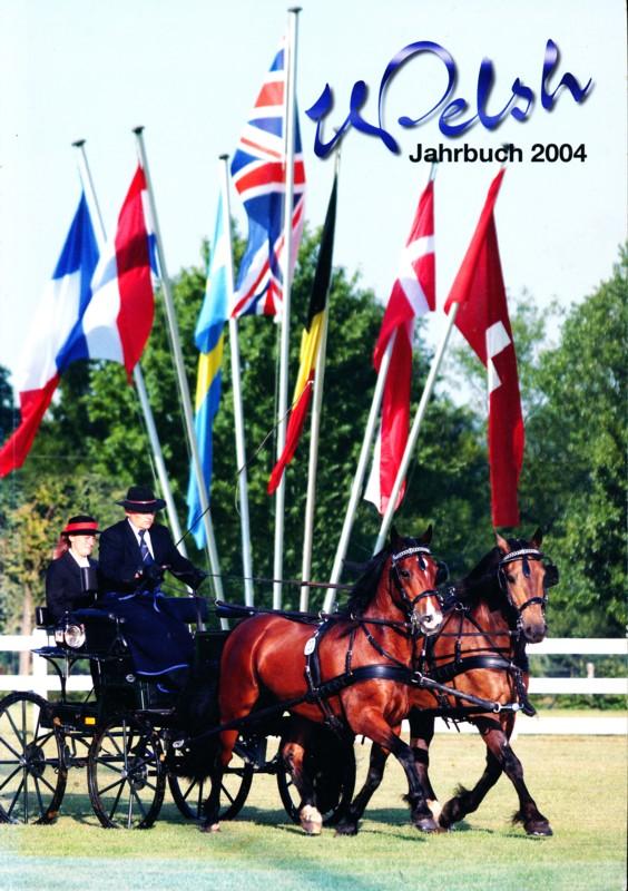 Welsh Jahrbuch 2004