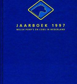 Welsh Ponys en Cobs in Nederland Jaarboek 1997