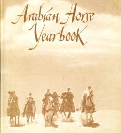 Arabian Horse Yearbook 1977