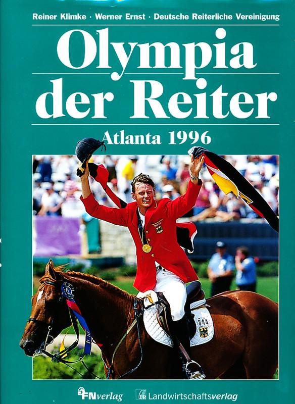 Olympia der Reiter Atlanta 1996
