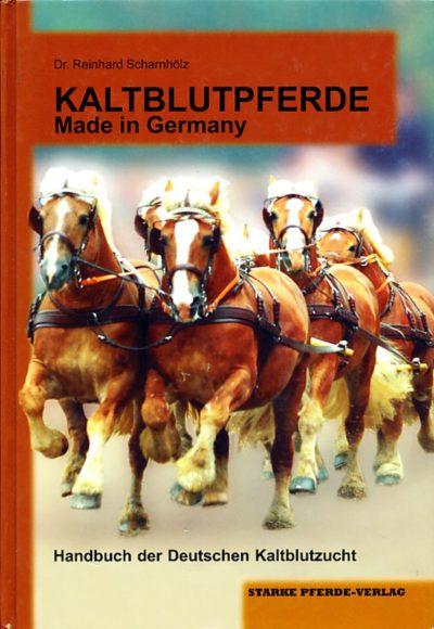 Kaltblutpferde Made in Germany