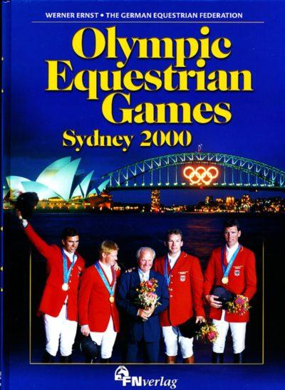 Olympic Equestrian Games Sydney 2000